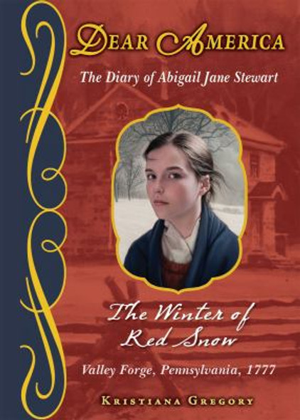 The Winter of Red Snow Cover