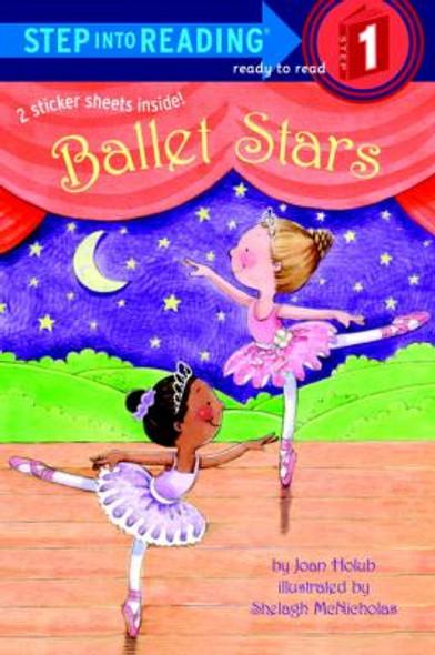 Ballet Stars Cover