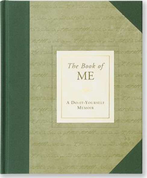 The Book of ME: A Do-It-Yourself Memoir Cover