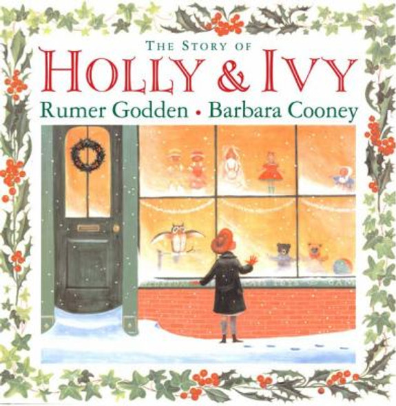 The Story of Holly and Ivy Cover