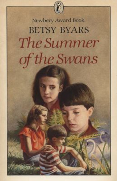 The Summer of the Swans Cover