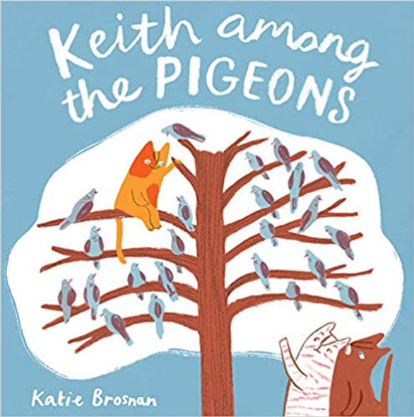 Keith Among the Pigeons (Child's Play Library) Cover