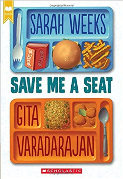 Save Me a Seat (Scholastic Gold) Cover