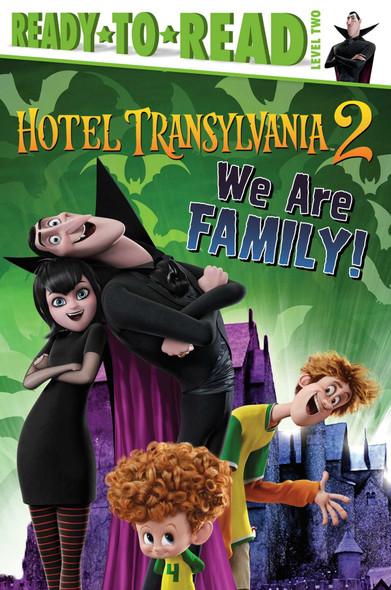 We Are Family! (Hotel Transylvania 2) Cover