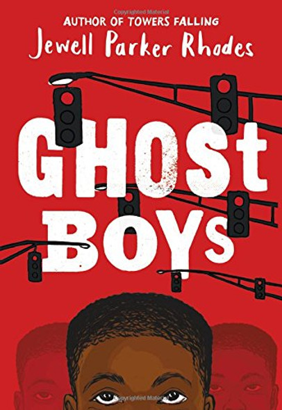 Ghost Boys Cover