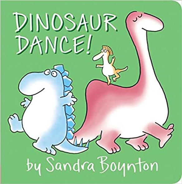 Dinosaur Dance! Cover
