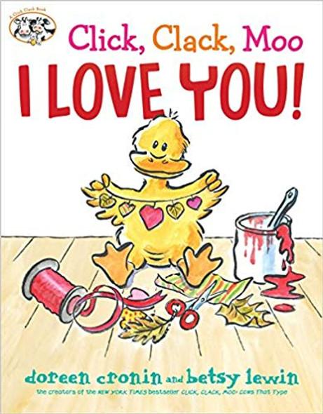 Click, Clack, Moo I Love You! ( Click, Clack Book ) Cover