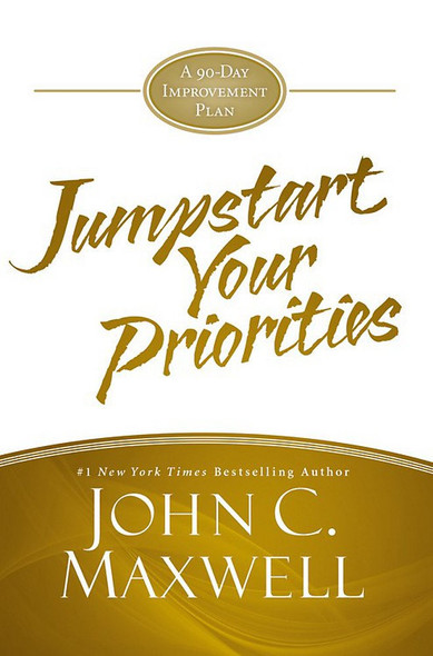 Jumpstart Your Priorities: A 90-Day Improvement Plan Cover