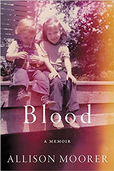 Blood: A Memoir Cover