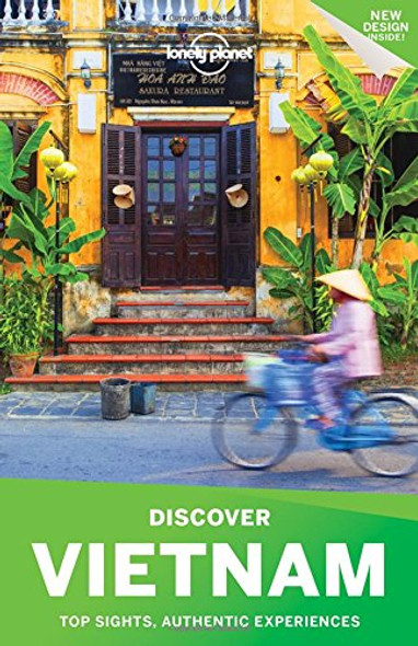 Lonely Planet Discover Vietnam Cover