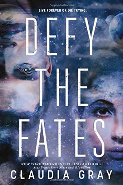 Defy the Fates (Defy the Stars #3) Cover