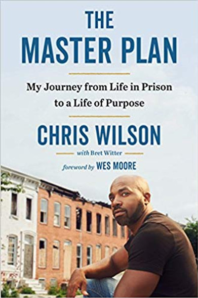 The Master Plan: My Journey from Life in Prison to a Life of Purpose Cover