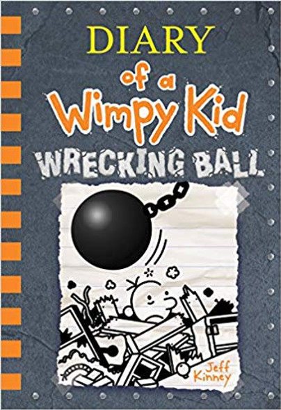 Wrecking Ball (Diary of a Wimpy Kid Book 14) Cover