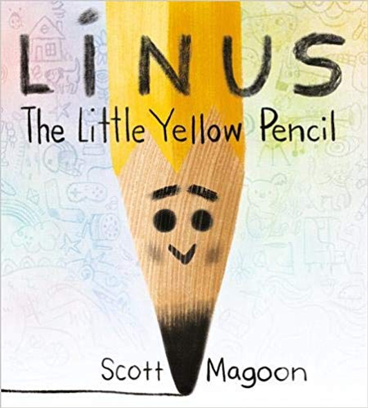 Linus the Little Yellow Pencil Cover