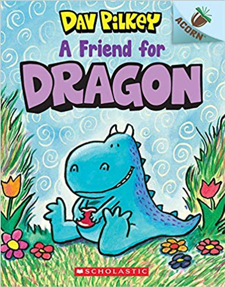 A Friend for Dragon: An Acorn Book ( Dragon #1 ) Cover