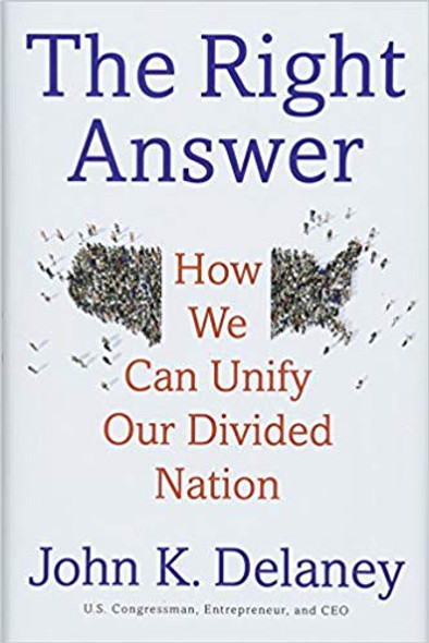 The Right Answer: How We Can Unify Our Divided Nation Cover
