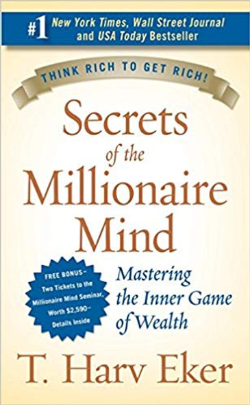 Secrets of the Millionaire Mind Cover