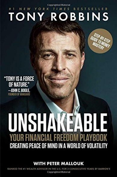 Unshakeable: Your Financial Freedom Playbook Cover