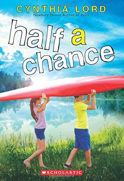 Half a Chance Cover