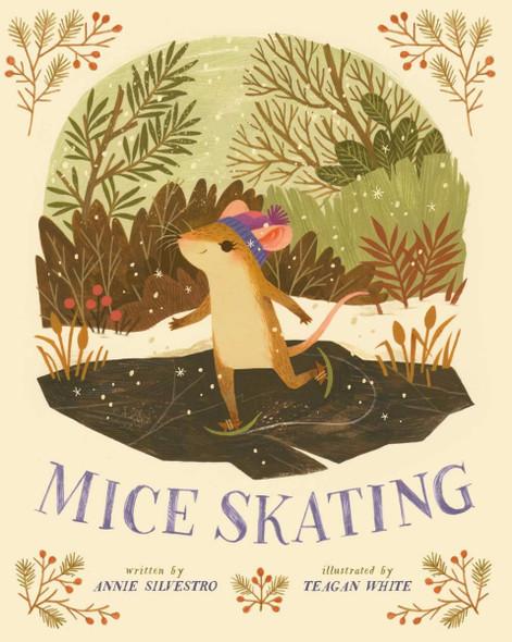 Mice Skating Cover