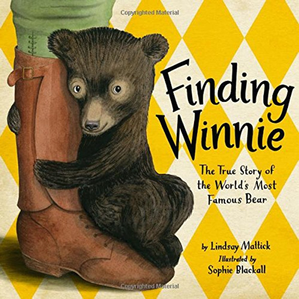 Finding Winnie: The True Story of the World's Most Famous Bear Cover