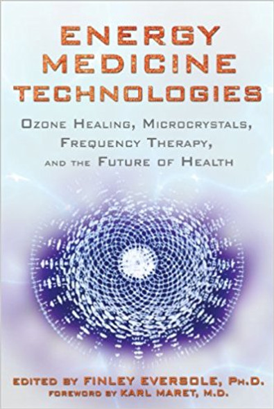 Energy Medicine Technologies: Ozone Healing, Microcrystals, Frequency Therapy, and the Future of Health Cover