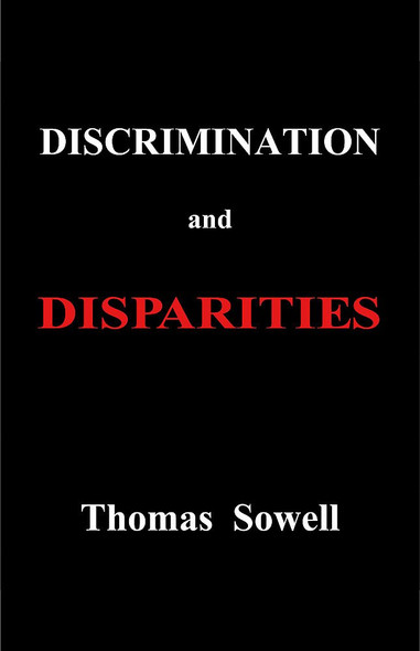 Discrimination and Disparities Cover