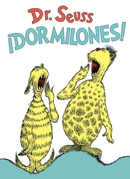 çDormilones! (Dr. Seuss's Sleep Book Spanish Edition) (Classic Seuss) Cover