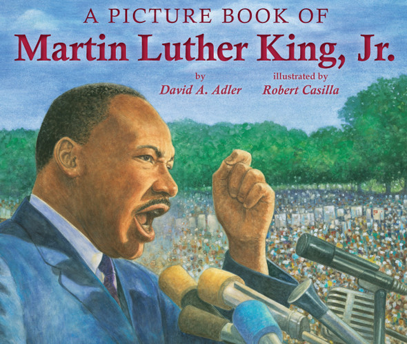 A Picture Book of Martin Luther King, Jr. (Picture Book Biography) Cover