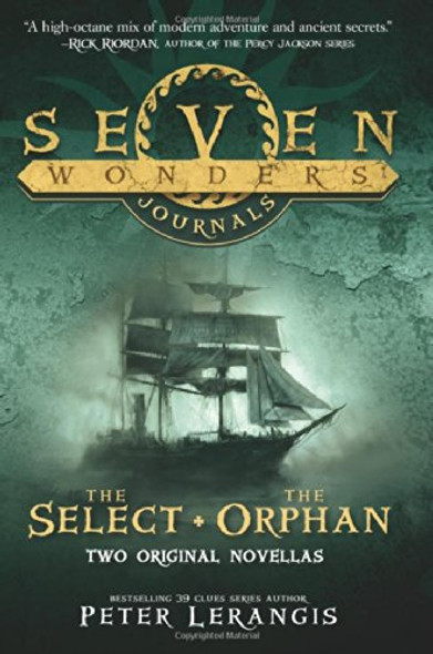 The Select and the Orphan ( Seven Wonders Journals ) Cover