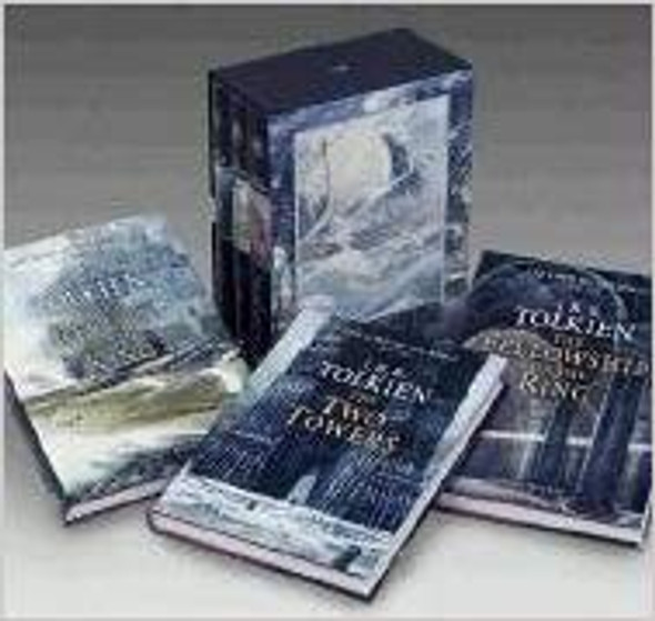 The Lord of the Rings (Boxed Set) Cover