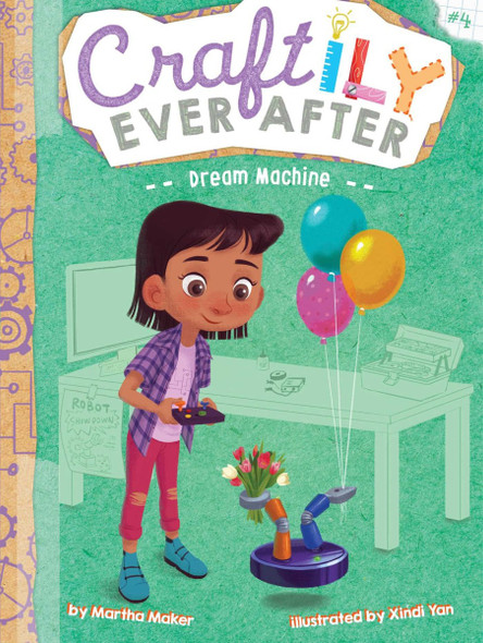 Dream Machine (Craftily Ever After #4) Cover