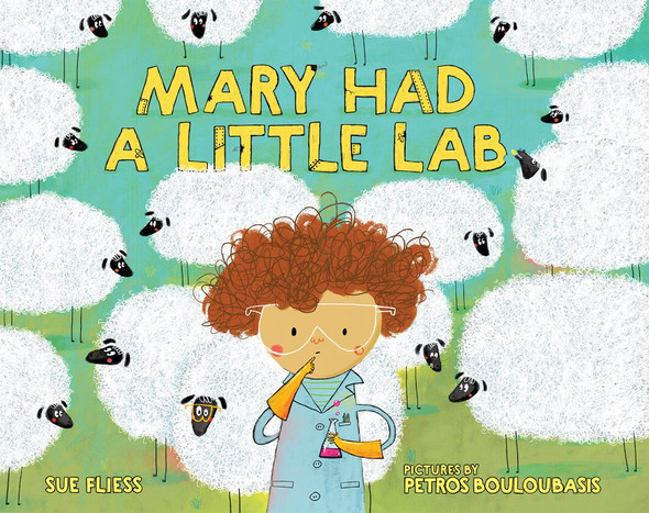 Mary Had a Little Lab Cover