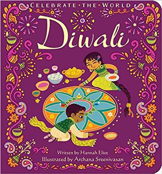 Diwali (Celebrate the World) Cover