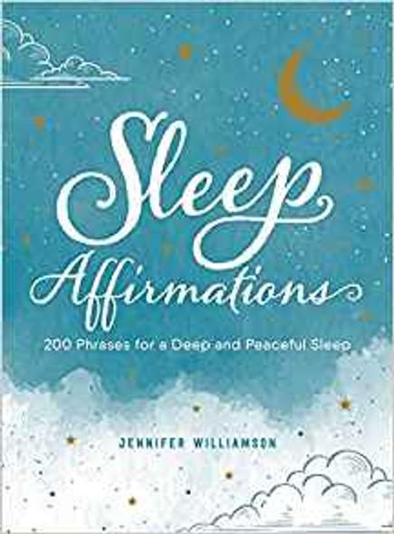 Sleep Affirmations: 200 Phrases for a Deep and Peaceful Sleep Cover