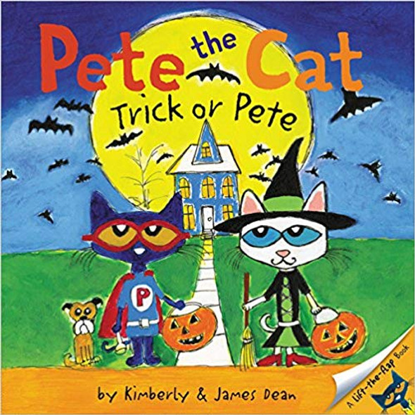 Pete the Cat: Trick or Pete (Pete the Cat) Cover