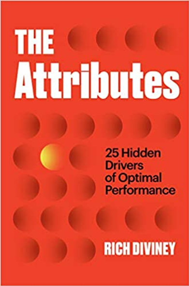 The Attributes: 25 Hidden Drivers of Optimal Performance Cover