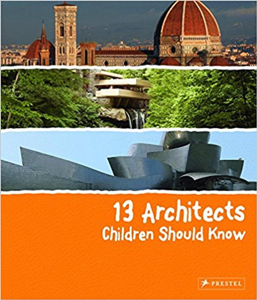 13 Architects Children Should Know Cover