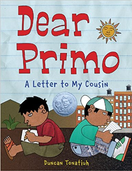 Dear Primo: A Letter to My Cousin Cover