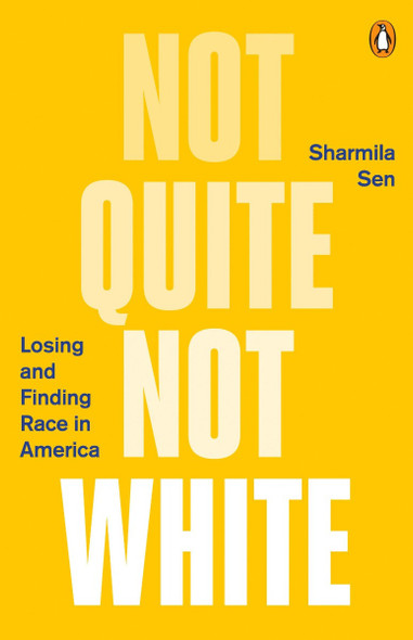 Not Quite Not White: Losing and Finding Race in America Cover