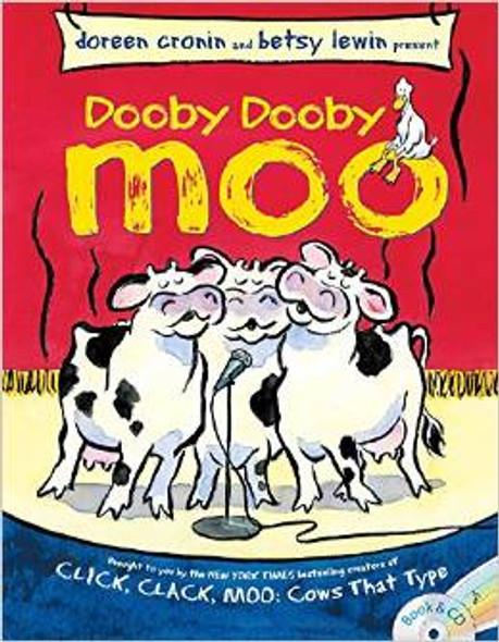 Dooby Dooby Moo [With CD (Audio)] Cover