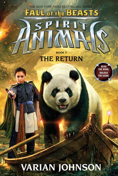 The Return (Spirit Animals: Fall of the Beasts, Book 3) Cover