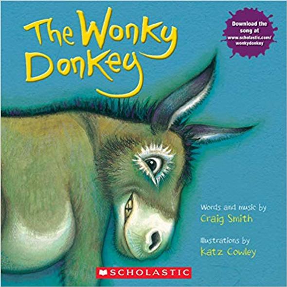 The Wonky Donkey Cover