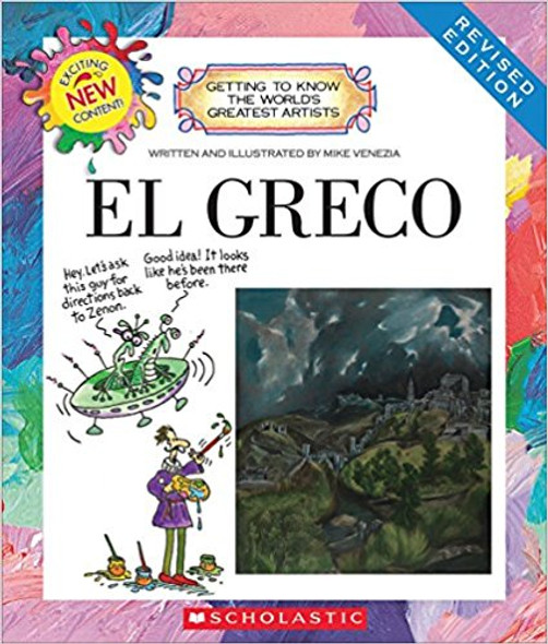 El Greco (Revised Edition) (Getting to Know the World's Greatest Artists (Revised)) Cover