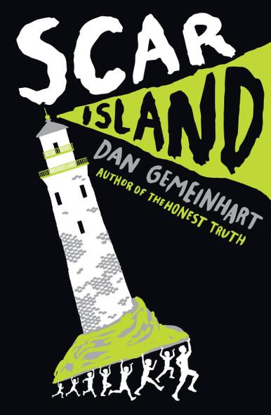 Scar Island Cover