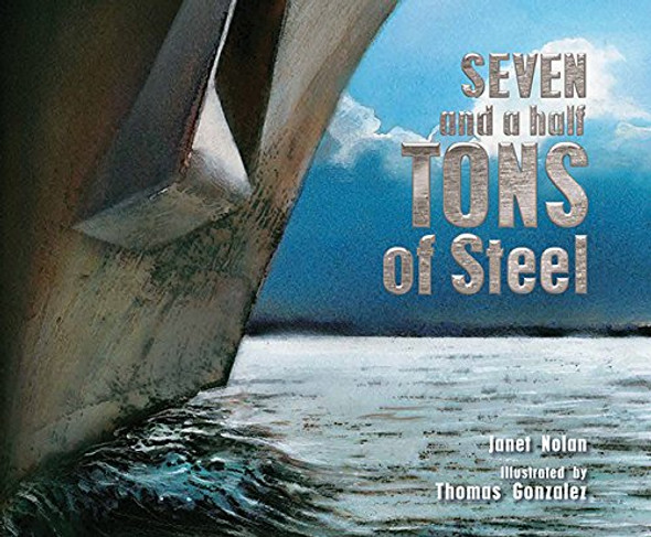 Seven and a Half Tons of Steel Cover
