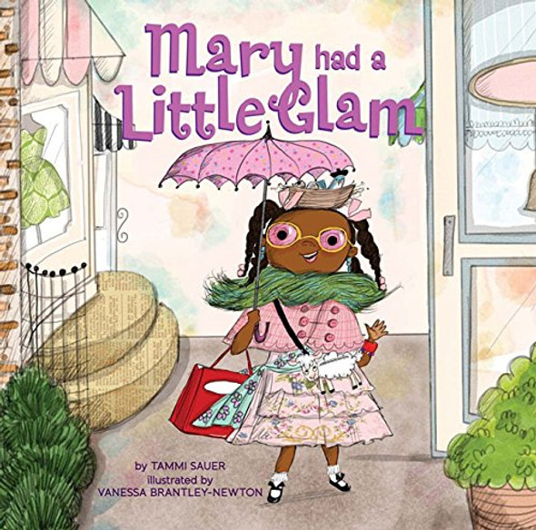 Mary Had a Little Glam Cover