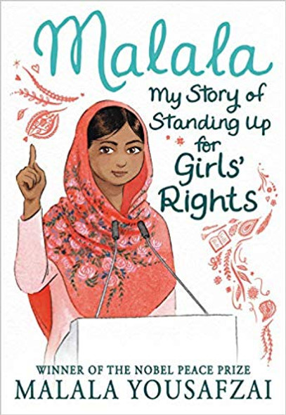 Malala: My Story of Standing Up for Girls' Rights Cover