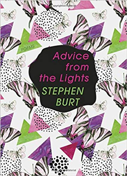 Advice from the Lights: Poems Cover