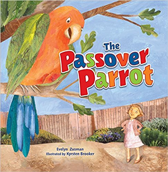 The Passover Parrot Cover